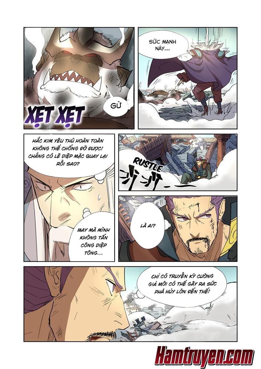 Yêu Thần Ký chap 185.5 - Trang 4