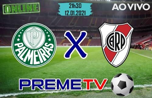 Palmeiras x River Plate Ao Vivo