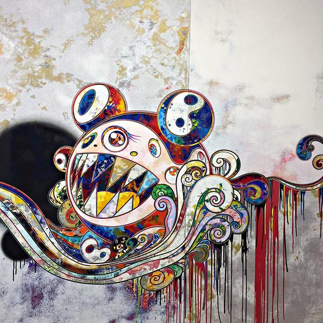 Takashi Murakami 村上 隆 - http://www.facebook.com/TakashiPom