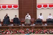 DPRD Sulut Gelar Rapat Paripurna Dalam Rangka Pengambilan Keputusan Terhadap Ranperda Provinsi Sulut Tentang Pertanggungjawaban Pelaksanaan APBD Tahun 2020