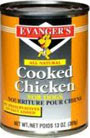 Picture of Evanger's All Meat Cooked Chicken Canned Dog Food