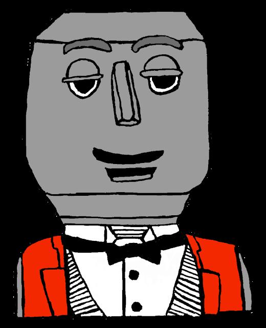 Horizons Robot Butler Disney Parks Epcot Drawing Fan Art