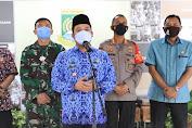 Pemkot Tangerang Gandeng TNI Polri Gencarkan Vaksinasi di Kota Tangerang
