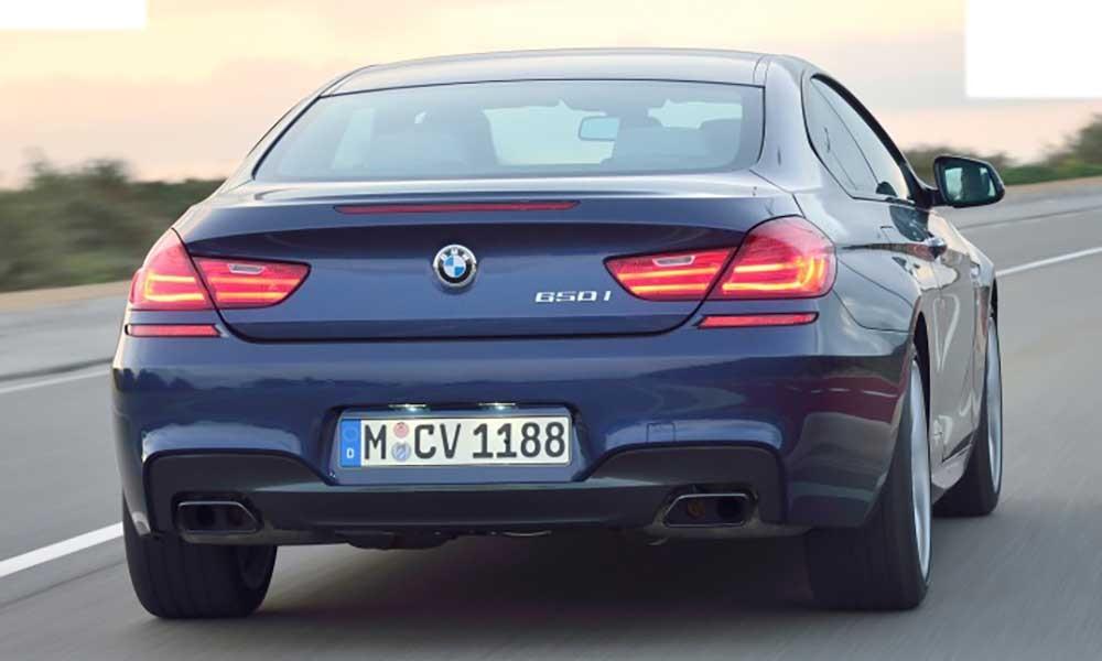 BMW 640i 2017