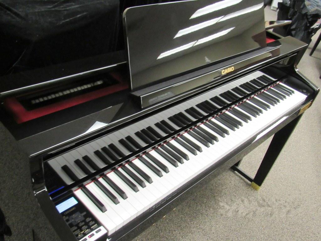 az piano reviews review casio gp500 vs gp400 vs gp300 digital pianos. Black Bedroom Furniture Sets. Home Design Ideas