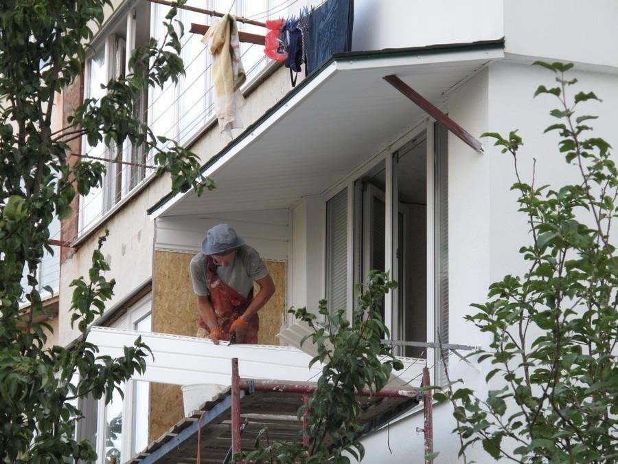 Монтажники фасадов в Севастополе