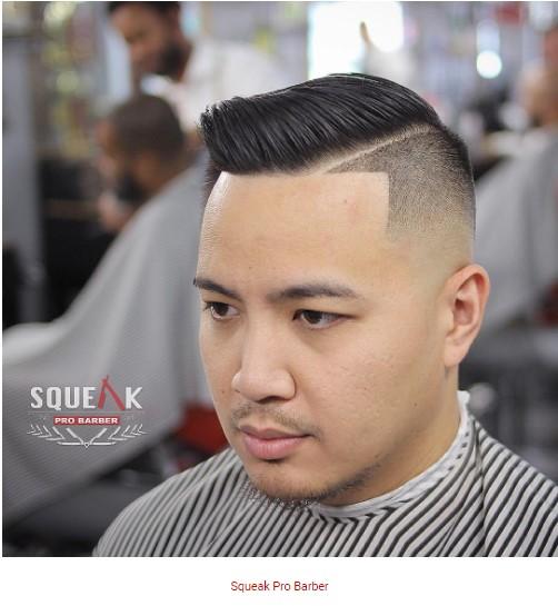 Model Gaya Rambut Pendek Pria Barbershop Sesuai Bentuk Wajah Terbaru 2021 Kanalmu