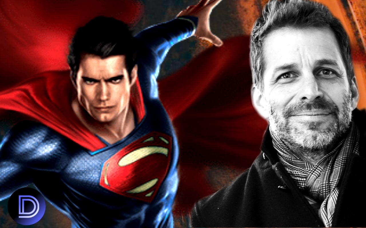 Zack Snyder Shares Henry Cavill Photo as SuperMan For Fans