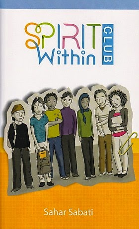 spirit within club, sahar sabati, series, coming of age, community development, personal development, service, young adult, YA
