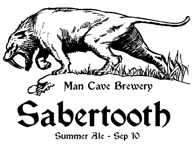 The Man Cave: A potted History of Beer