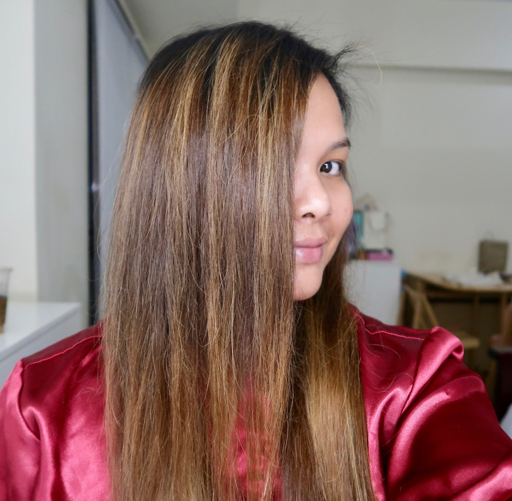 Creamsilk Triple Keratin Ultimate Treatment Wrap Review The Beauty Junkee