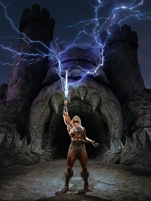 George Evangelista He-Man