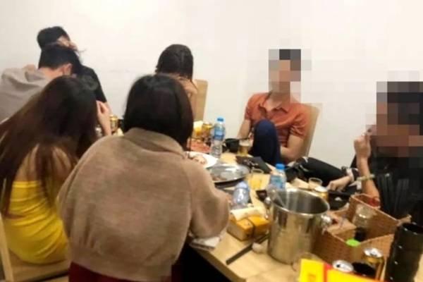 Quảng Ninh: Nhậu xong đăng facebook, bị xử phạt vì tụ tập ăn uống đông người