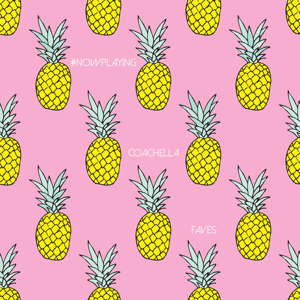 #NowPlaying: Coachella Faves playlist