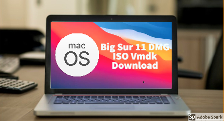 Download macOS 11 Big Sur ISO DMG VMDK VirtualBox Images