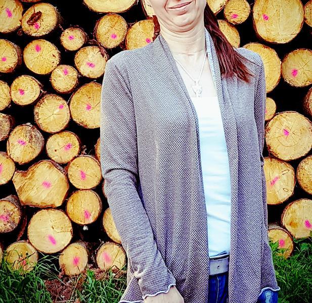 Cardigan Mary von pattydoo aus lillestoff- sommerauglich