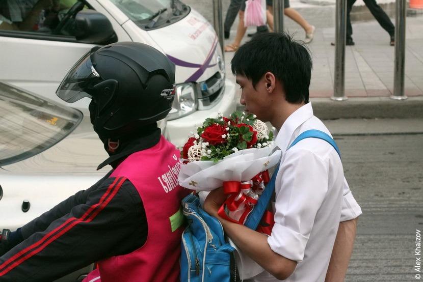 14 февраля в Таиланде