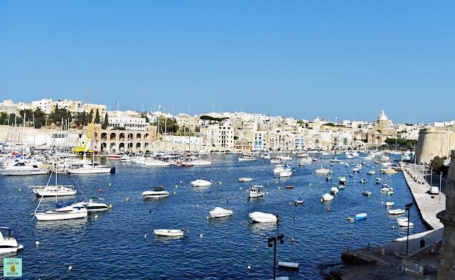 Birgu en Malta
