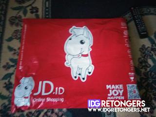 Review Tas Seharga 16rb dari JD.id