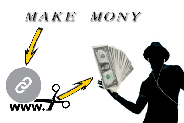 The best wibsite to make money from the shortcut links and minimum payment only 1$