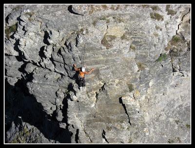Diente del ahorcado, Valle de Mena, sierra de la Carbonilla