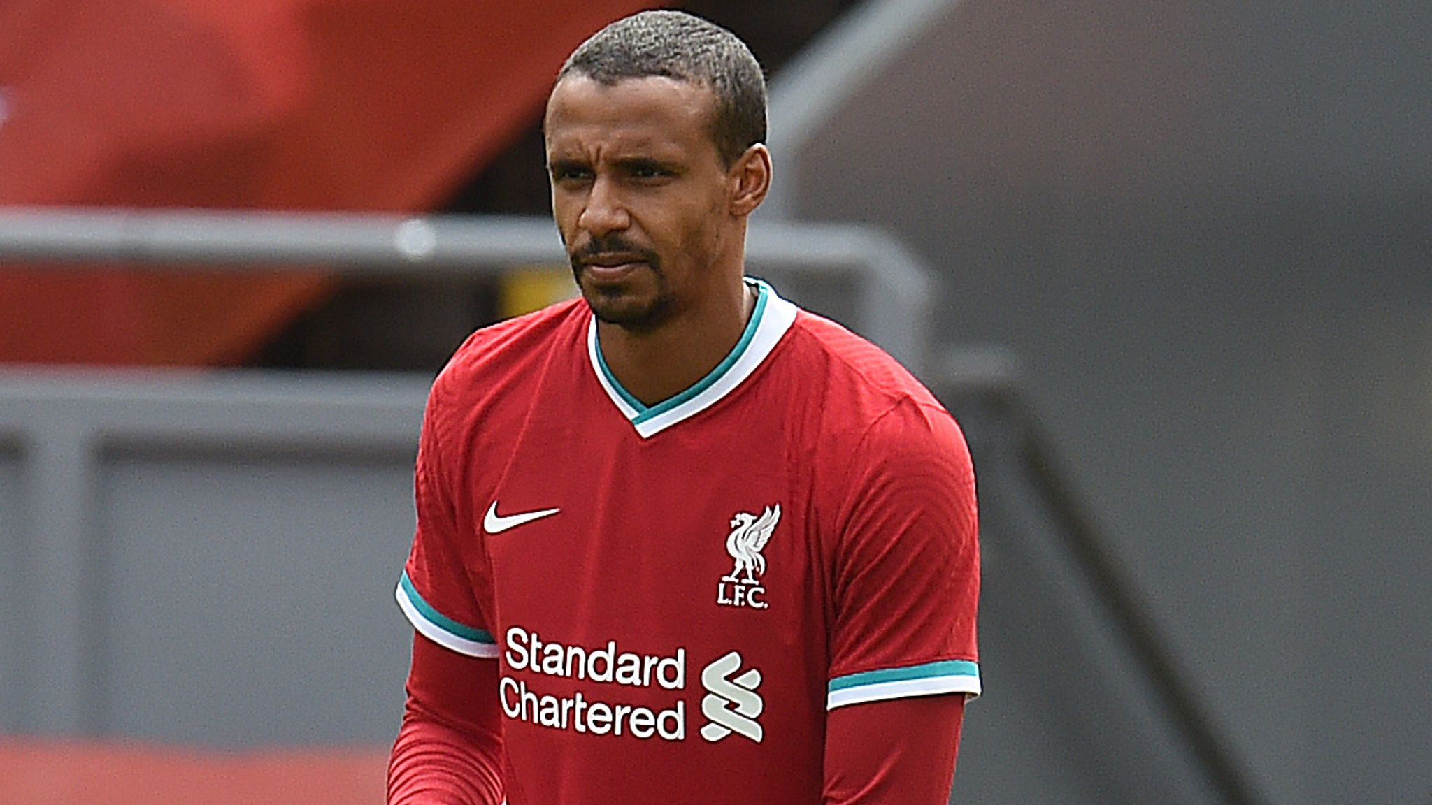 Joel Matip ruled out of Champions League clash with Ajax.