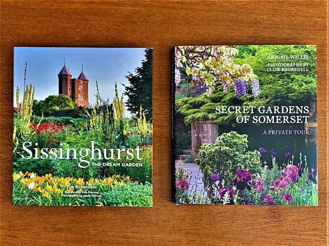 Sissinghurst and Somerset Garden Books