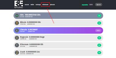Situs Baru Mining Bitcoin Gratis Tanpa Modal