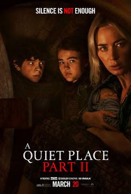 A Quiet Place Part II (2021) English HDCAMRip
