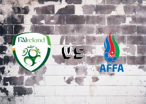 República de Irlanda vs Azerbaiyán  Resumen