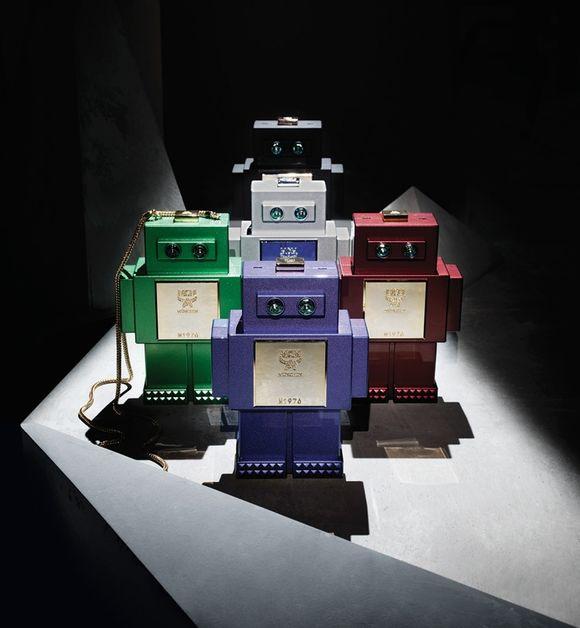 MCM's Robot Clutches