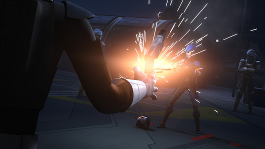 "Star Wars Rebels review: ""The Protector of Concord Dawn"" 