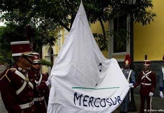 Mercosul se afunda, com Venezuela como âncora
