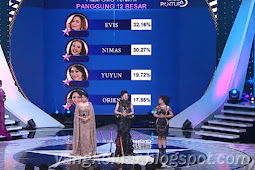Peserta Bintang Pantura 5 Tadi Malam 10 Agustus 2018
