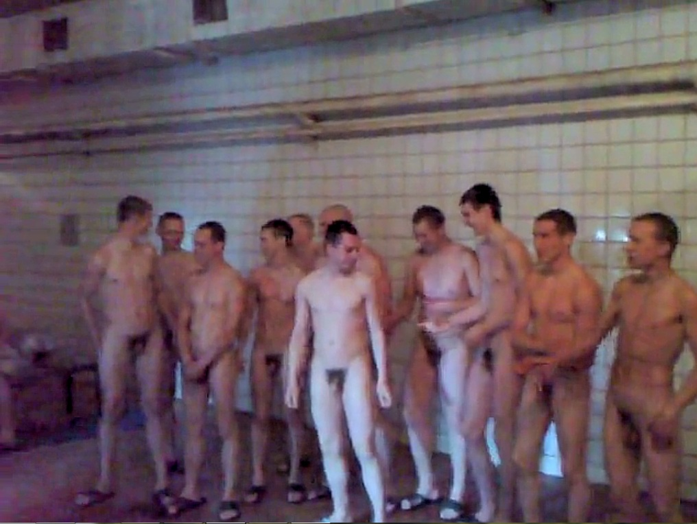 naked Young military boys