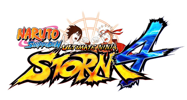 NARUTO SHIPPUDEN ULTIMATE NINJA STORM 4 Cover Art