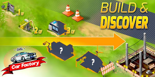 Idle Car Factory: Car Builder, Tycoon Games 2020 v12.6.2 ...
