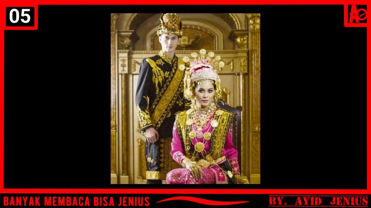Mengenal Pakaian Adat Aceh Ulee Balang Untuk Pria & Wanita