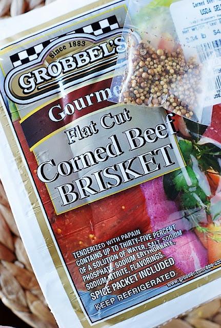 Flat Cut Corned Beef Brisket Image