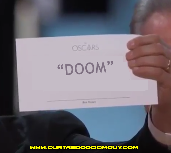 Envelope do Oscar