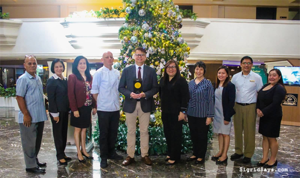 Bacolod Hotel, LFisher Hotel Bacolod, Bacolod City, Agoda, Agoda Gold Circle Award, hotels, travel, hotels worldwide, international hotels, Negros Occidental, Agoda hotel partner, LFisher hotel bookings, LFisher Hotel Bacolod room rates, Bacolod Tourism and Hospitality Awards, Best First Class Hotel -Bacolod restaurants, Eiffel Tower, aperitif, French cuisine, French lifestyle, Bacolod bar - management