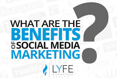 The Benefits of Social Media Marketing For Businesses