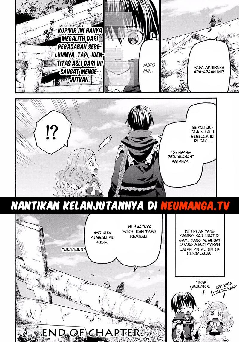Baca Manga Death March Chapter 28 Bahasa Indonesia