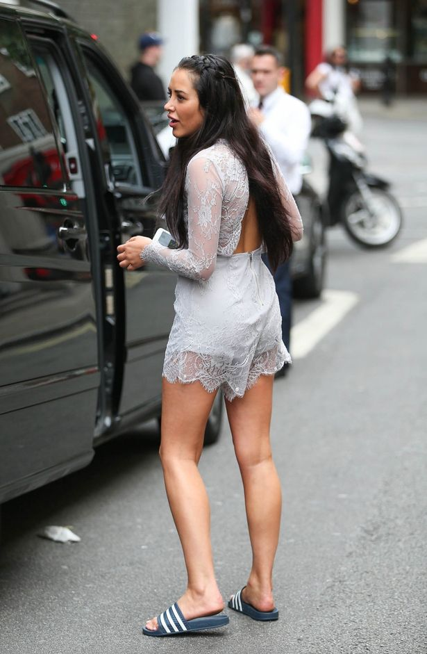 , Marnie Simpson looks dishevelled after wild Celebrity Big Brother wrap party, Latest Nigeria News, Daily Devotionals & Celebrity Gossips - Chidispalace
