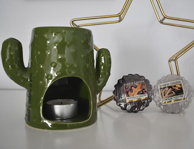Quemador de Velas & Tarts de Yankee Candle
