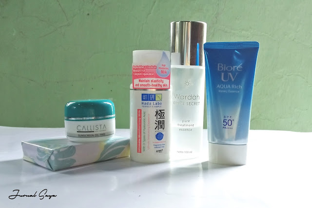 morning skincare routine untuk acne prone skin