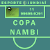 Copa Nambi de futebol: Briga forte pela artilharia da competição