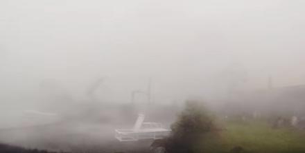 Πως είναι ενας τυφώνας κατηγορίας 5