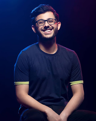 CarryMinati (Ajey Nagar) Wiki, Age, Real Name, Biography, Income