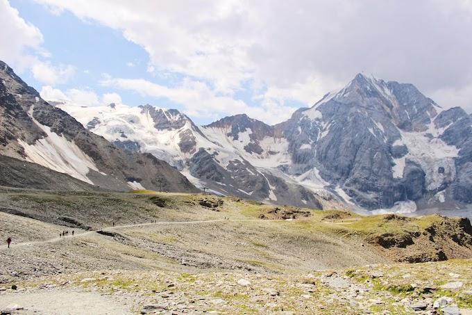 Makkelijke bergwandeling vanuit het Italiaanse Sulden naar de Madritischhütte